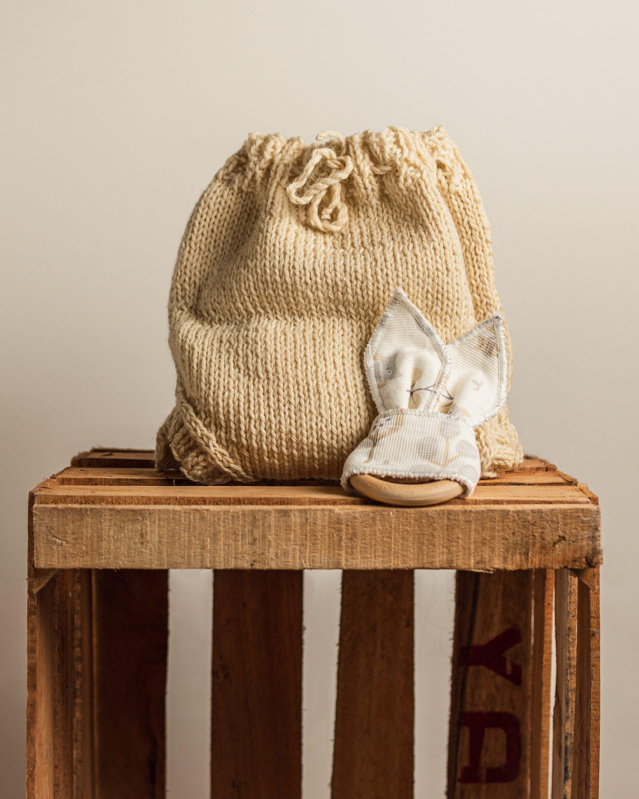 Cobertor de lana merino